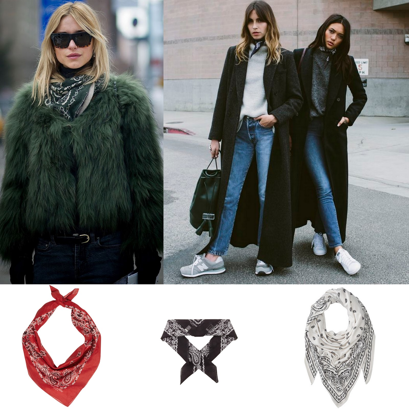 deau, blogger, blog, dominique, candido, fashion, items, trend, bandana, scarf, scarves, trends, trending, website, websites, mode