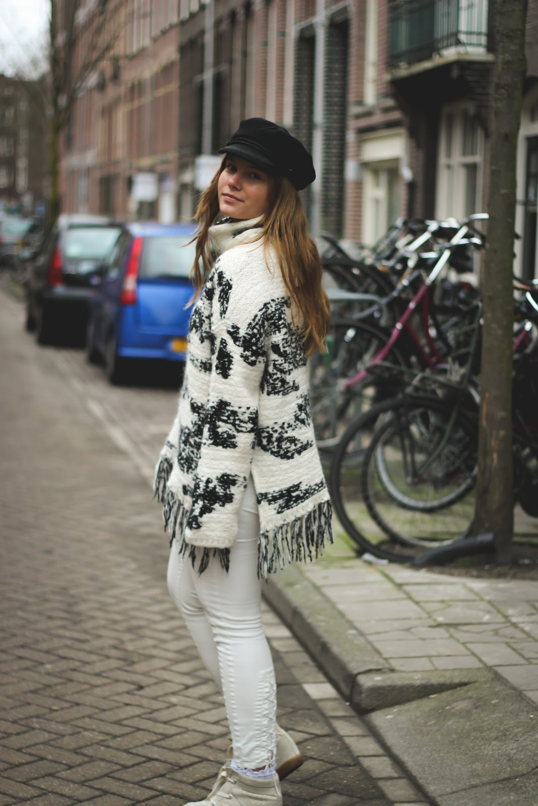 deau, dominique, candido, blogger, fashion, mode, h&m, zara, isabel marant, shoes, sneakers, sweater, knitwear, outfit, post, look,