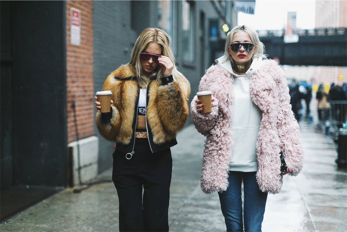 nyfw, street style, photography, girls,